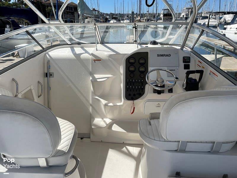 2006 Seaswirl boat for sale, model of the boat is Striper 2901 Sedan Sport Fisherman Hardtop & Image # 24 of 40