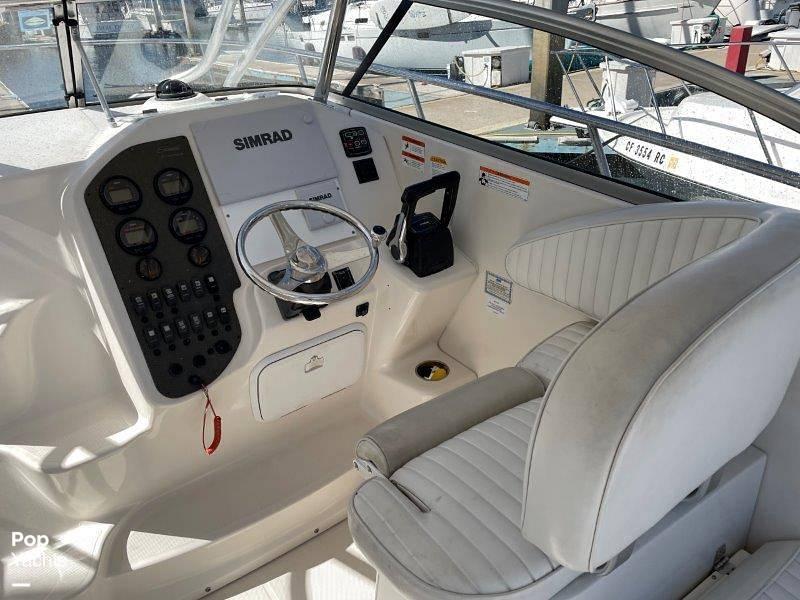2006 Seaswirl boat for sale, model of the boat is Striper 2901 Sedan Sport Fisherman Hardtop & Image # 25 of 40