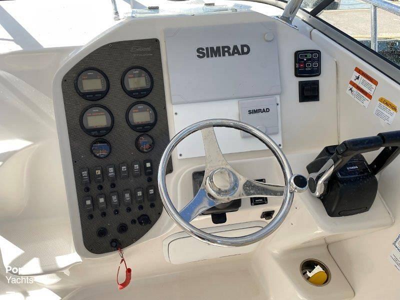 2006 Seaswirl boat for sale, model of the boat is Striper 2901 Sedan Sport Fisherman Hardtop & Image # 27 of 40