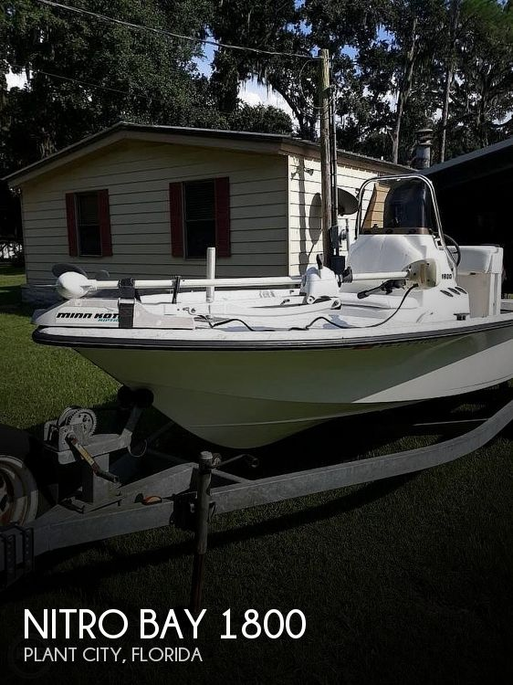2004 Kenner boat for sale, model of the boat is 1800 Vision & Image # 1 of 40