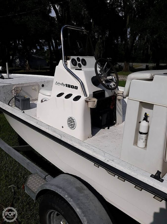 2004 Kenner boat for sale, model of the boat is 1800 Vision & Image # 4 of 40