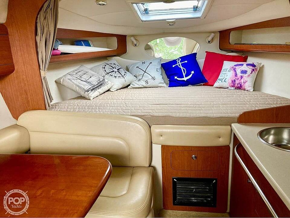 2003 Chaparral boat for sale, model of the boat is 270 Signature & Image # 7 of 40