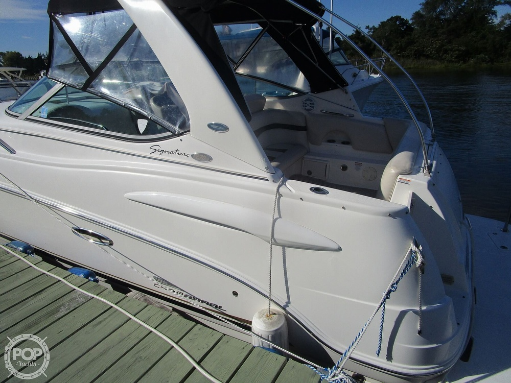 2003 Chaparral boat for sale, model of the boat is 270 Signature & Image # 5 of 40