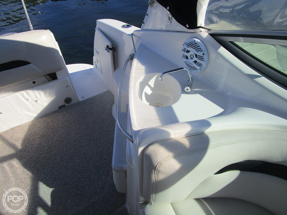 2003 Chaparral boat for sale, model of the boat is 270 Signature & Image # 12 of 40
