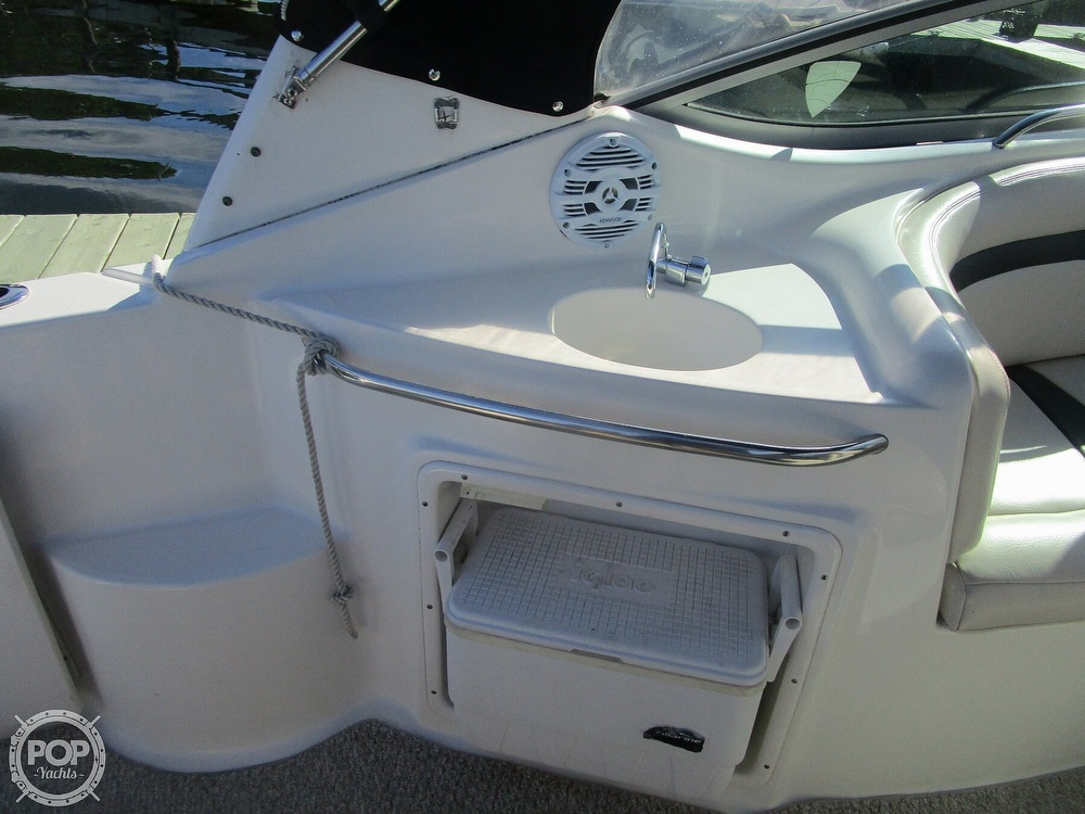 2003 Chaparral boat for sale, model of the boat is 270 Signature & Image # 14 of 40
