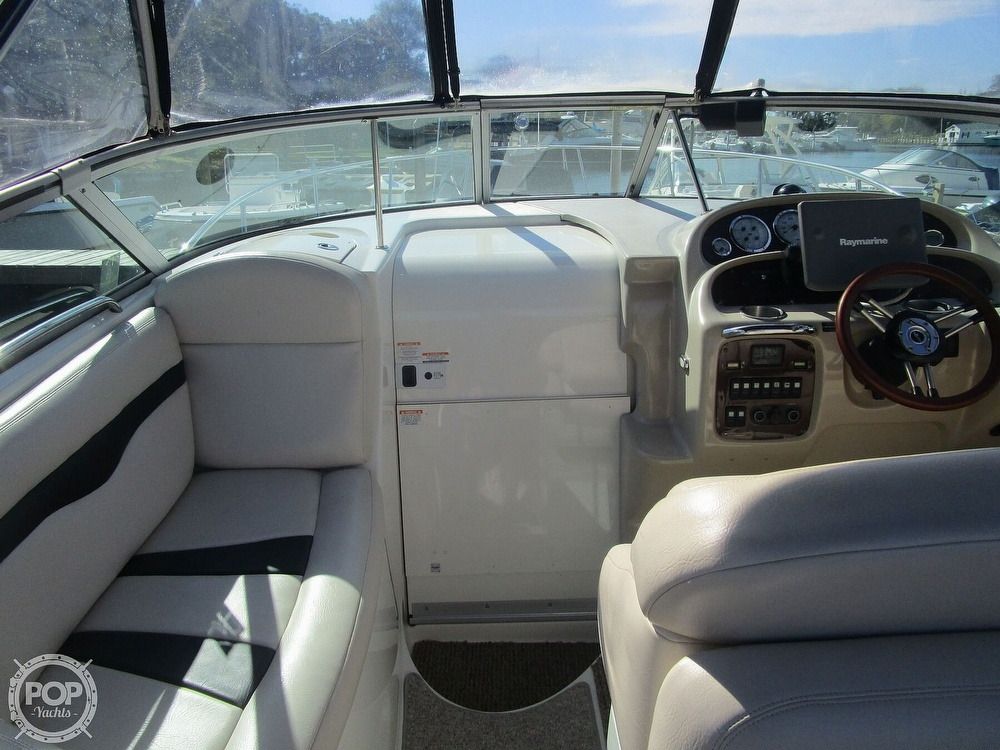 2003 Chaparral boat for sale, model of the boat is 270 Signature & Image # 20 of 40