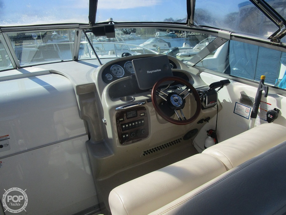 2003 Chaparral boat for sale, model of the boat is 270 Signature & Image # 21 of 40