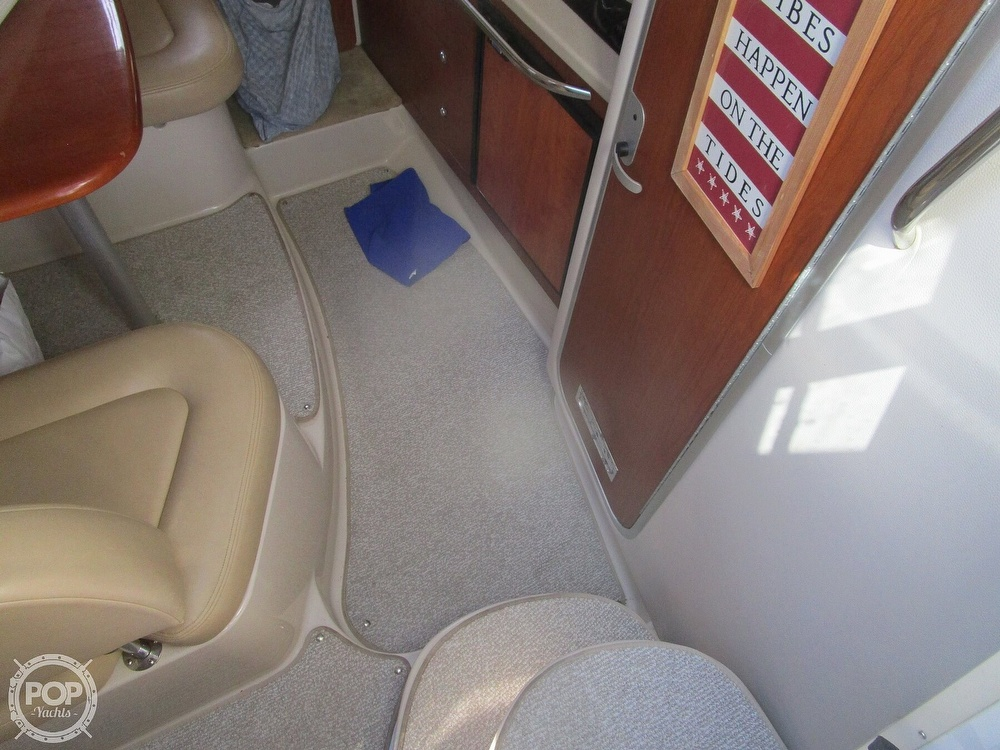 2003 Chaparral boat for sale, model of the boat is 270 Signature & Image # 29 of 40