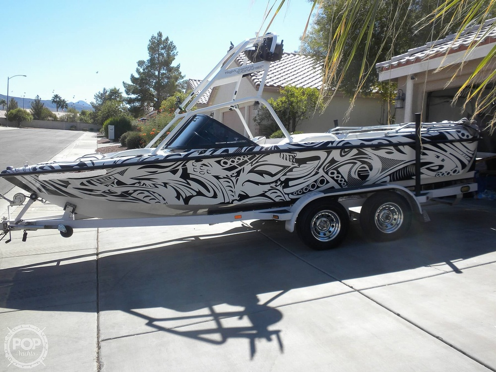 2001 Correct Craft boat for sale, model of the boat is Super Air Nautique 21 & Image # 6 of 40