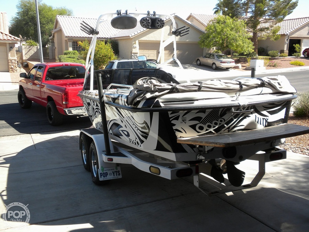 2001 Correct Craft boat for sale, model of the boat is Super Air Nautique 21 & Image # 10 of 40