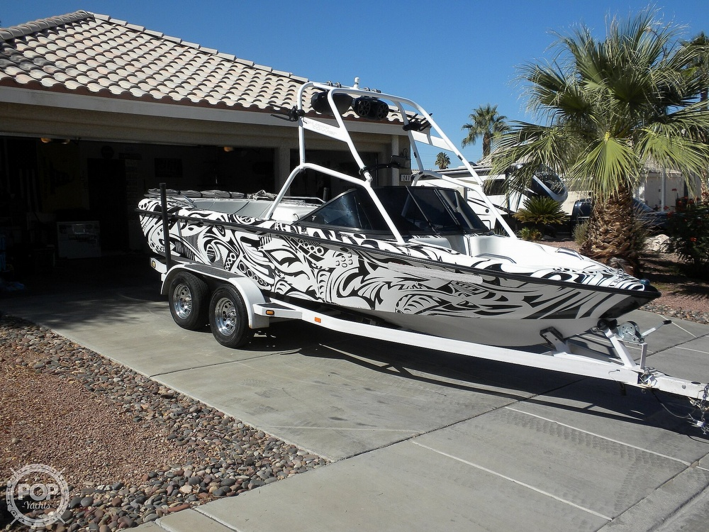 2001 Correct Craft boat for sale, model of the boat is Super Air Nautique 21 & Image # 14 of 40