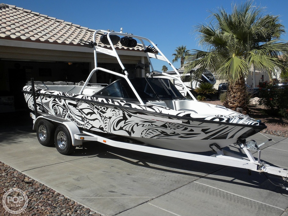 2001 Correct Craft boat for sale, model of the boat is Super Air Nautique 21 & Image # 15 of 40