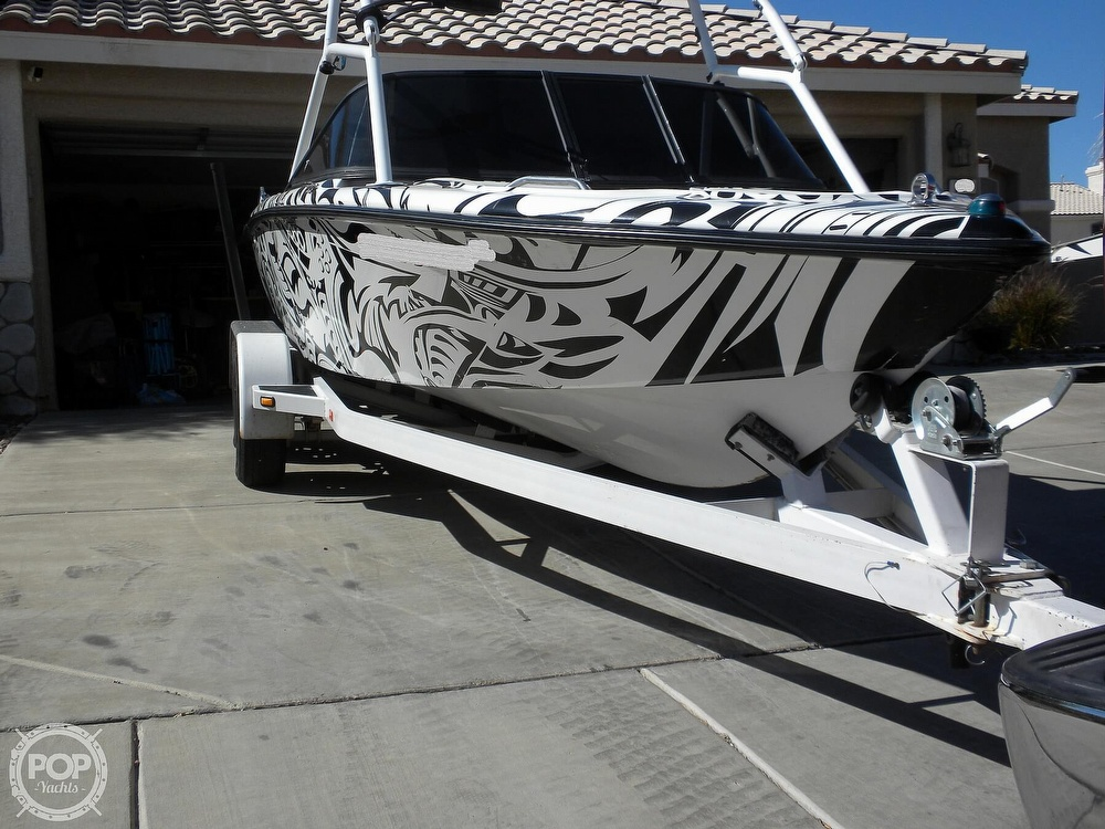 2001 Correct Craft boat for sale, model of the boat is Super Air Nautique 21 & Image # 16 of 40