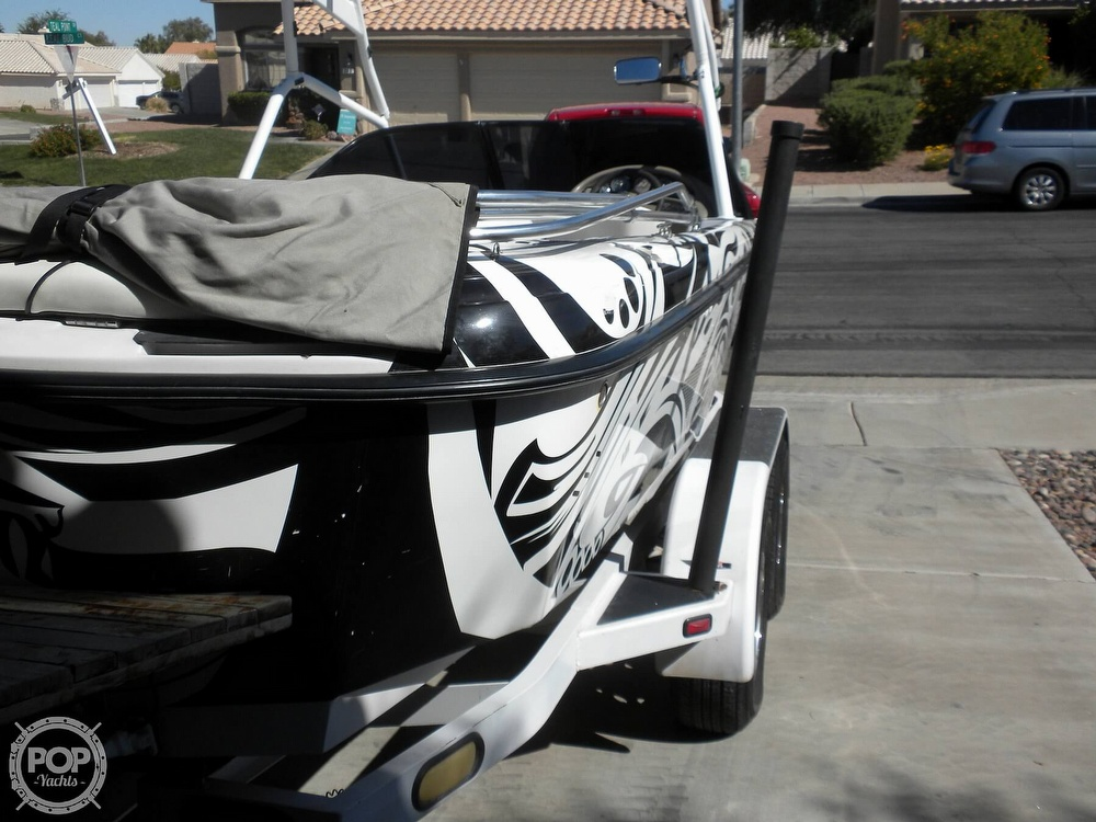 2001 Correct Craft boat for sale, model of the boat is Super Air Nautique 21 & Image # 31 of 40
