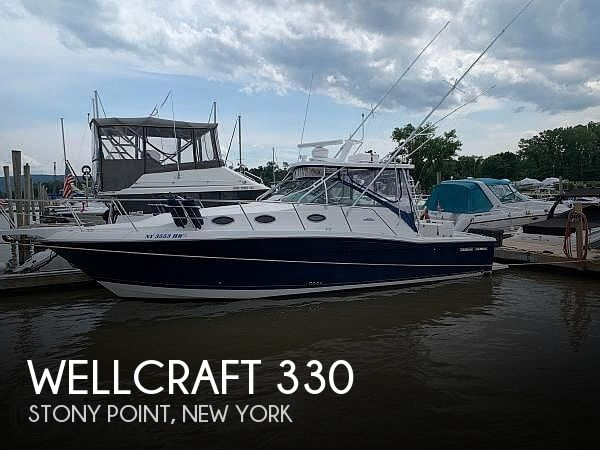 2006 Wellcraft Coastal 330