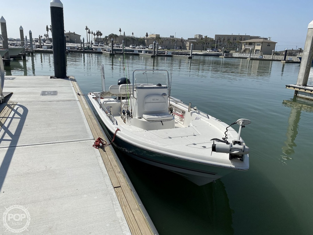 2008 Sea Pro boat for sale, model of the boat is SV1900 & Image # 6 of 40