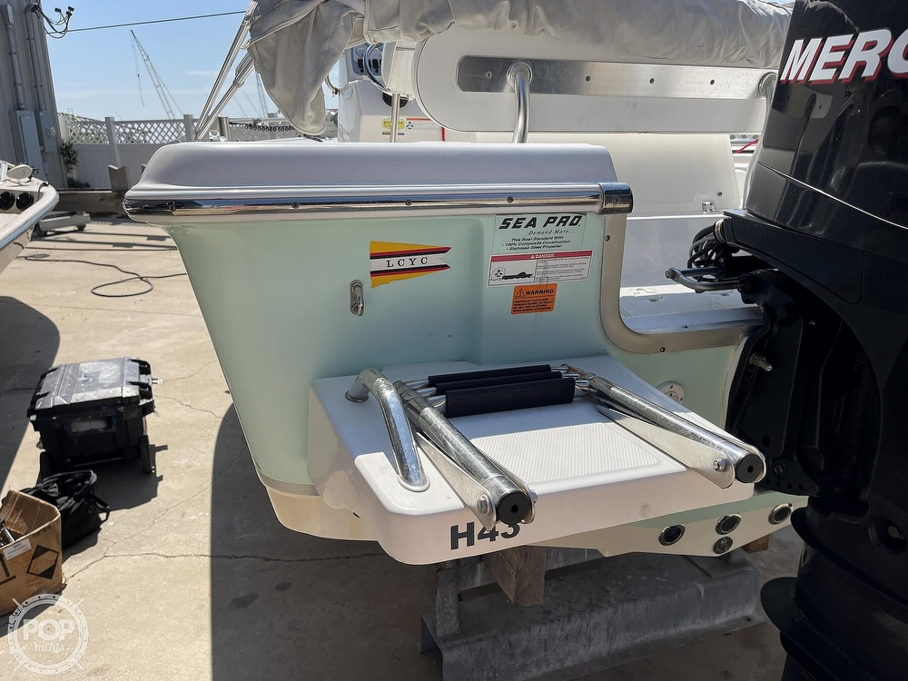 2008 Sea Pro boat for sale, model of the boat is SV1900 & Image # 17 of 40