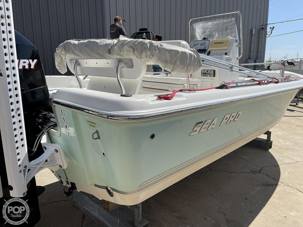 2008 Sea Pro boat for sale, model of the boat is SV1900 & Image # 37 of 40