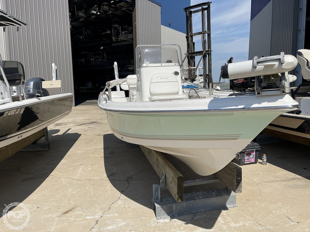 2008 Sea Pro boat for sale, model of the boat is SV1900 & Image # 10 of 40