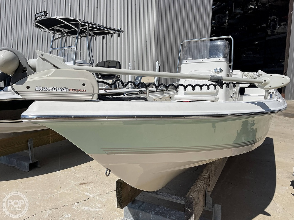 2008 Sea Pro boat for sale, model of the boat is SV1900 & Image # 11 of 40