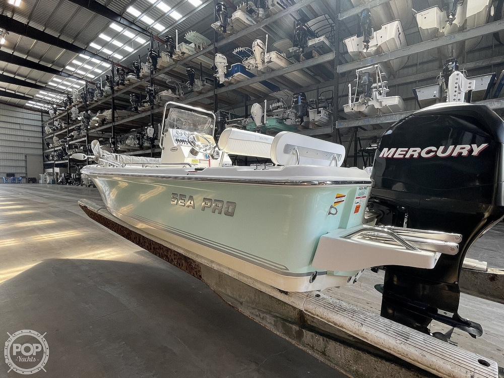 2008 Sea Pro boat for sale, model of the boat is SV1900 & Image # 2 of 40