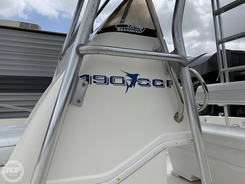 1996 Wellcraft boat for sale, model of the boat is 190 & Image # 27 of 40