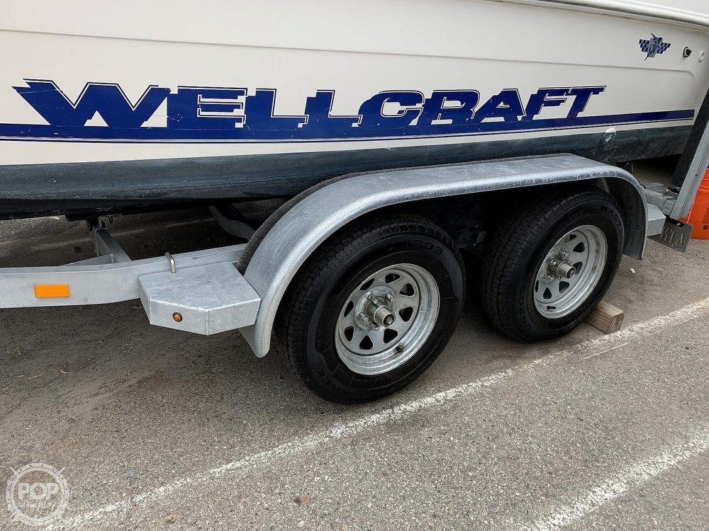 1996 Wellcraft boat for sale, model of the boat is 190 & Image # 28 of 40