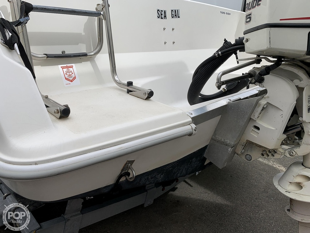 1996 Wellcraft boat for sale, model of the boat is 190 & Image # 30 of 40