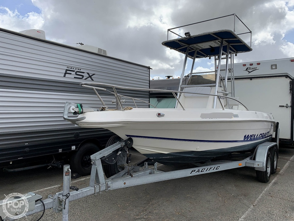 1996 Wellcraft boat for sale, model of the boat is 190 & Image # 7 of 40