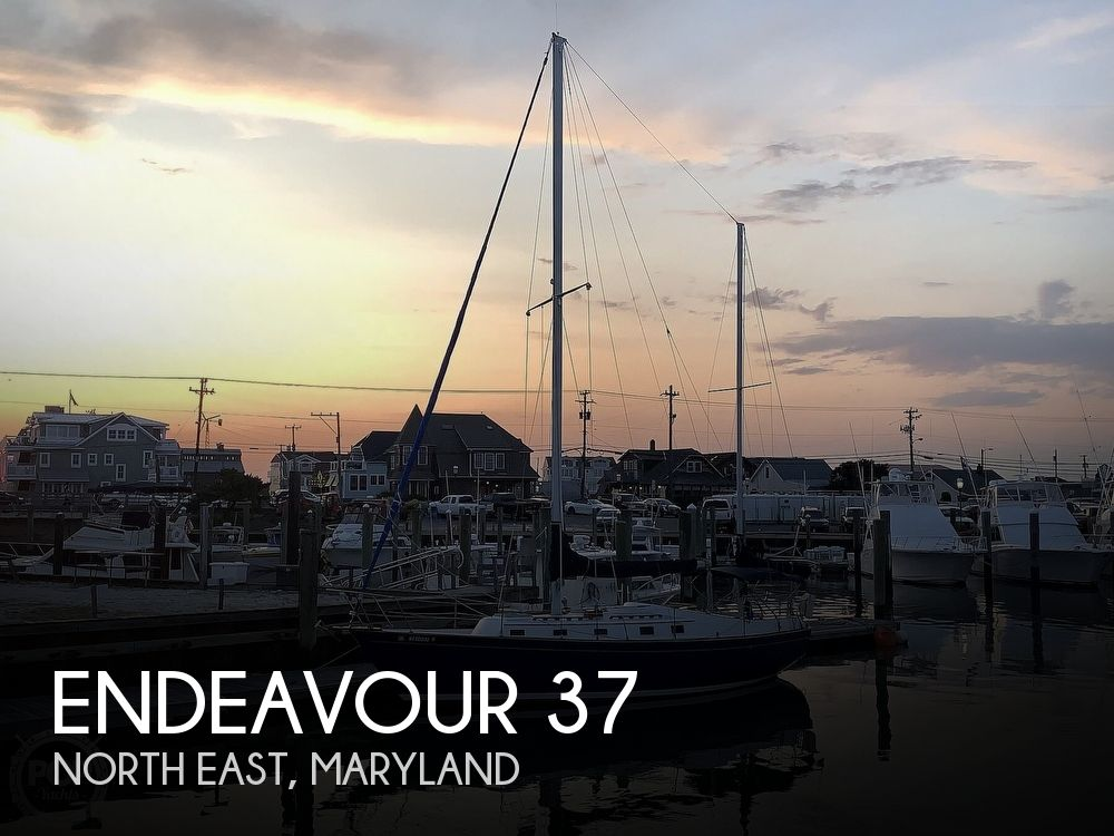 1976 Endeavour boat for sale, model of the boat is 37 & Image # 1 of 40