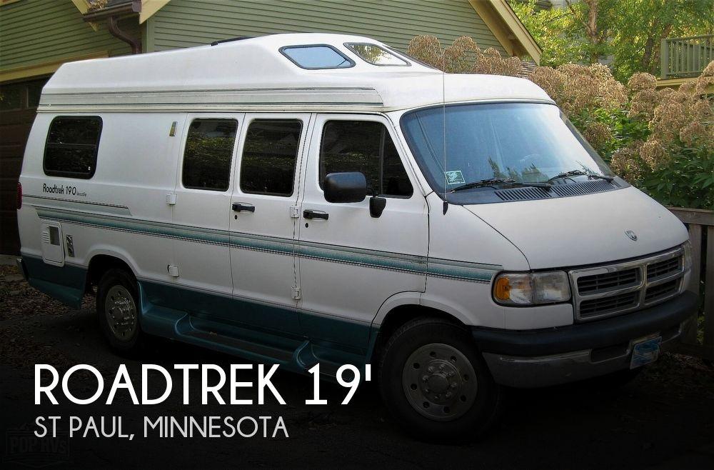 1997 Roadtrek Roadtrek 190 Versatile