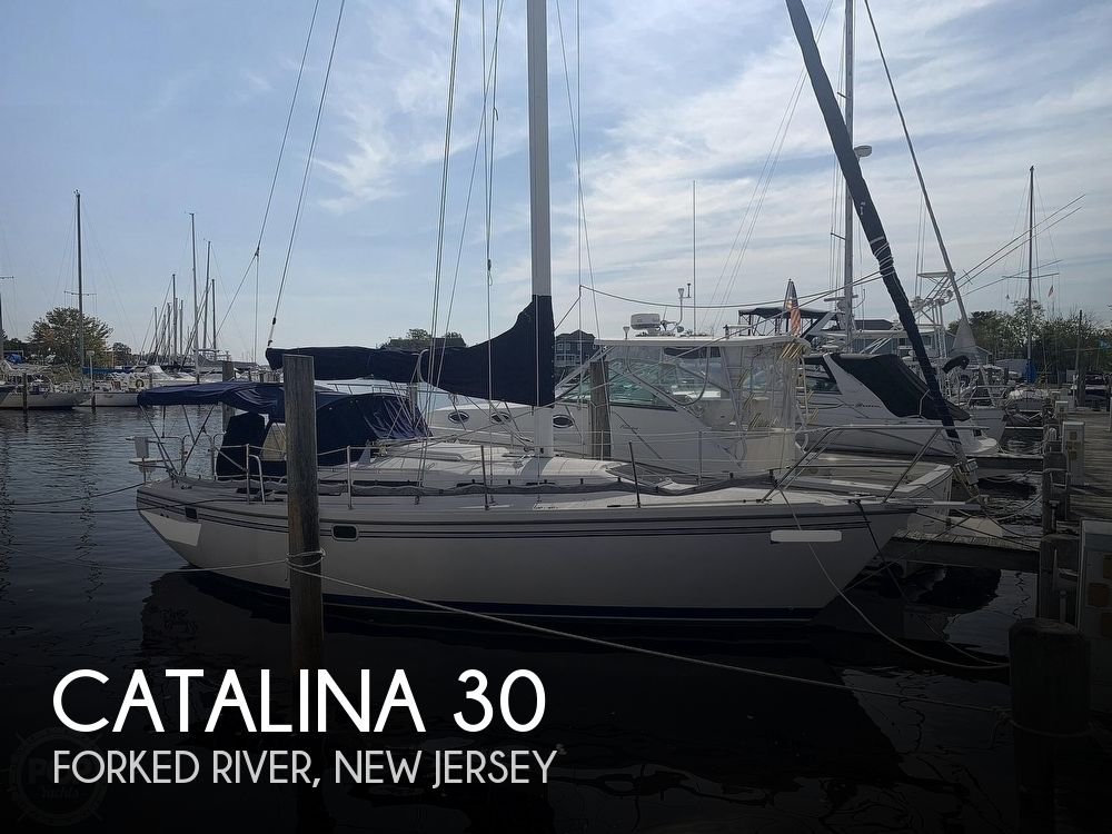 1994 Catalina Yachts boat for sale, model of the boat is 30 Mark III Tall Rig & Image # 1 of 40