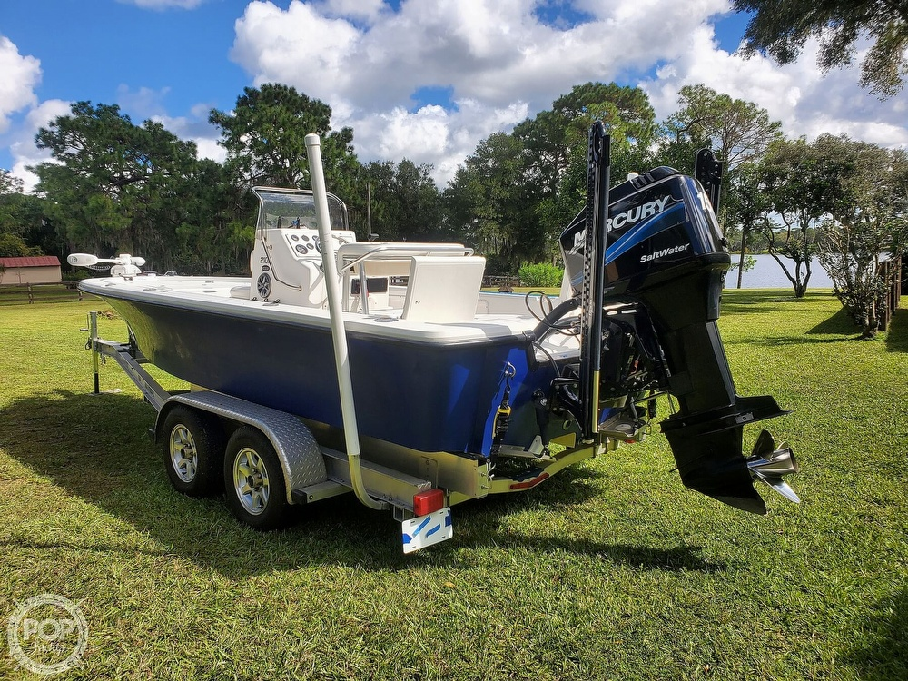 2008 Kenner boat for sale, model of the boat is 2103 Tunnel & Image # 2 of 40