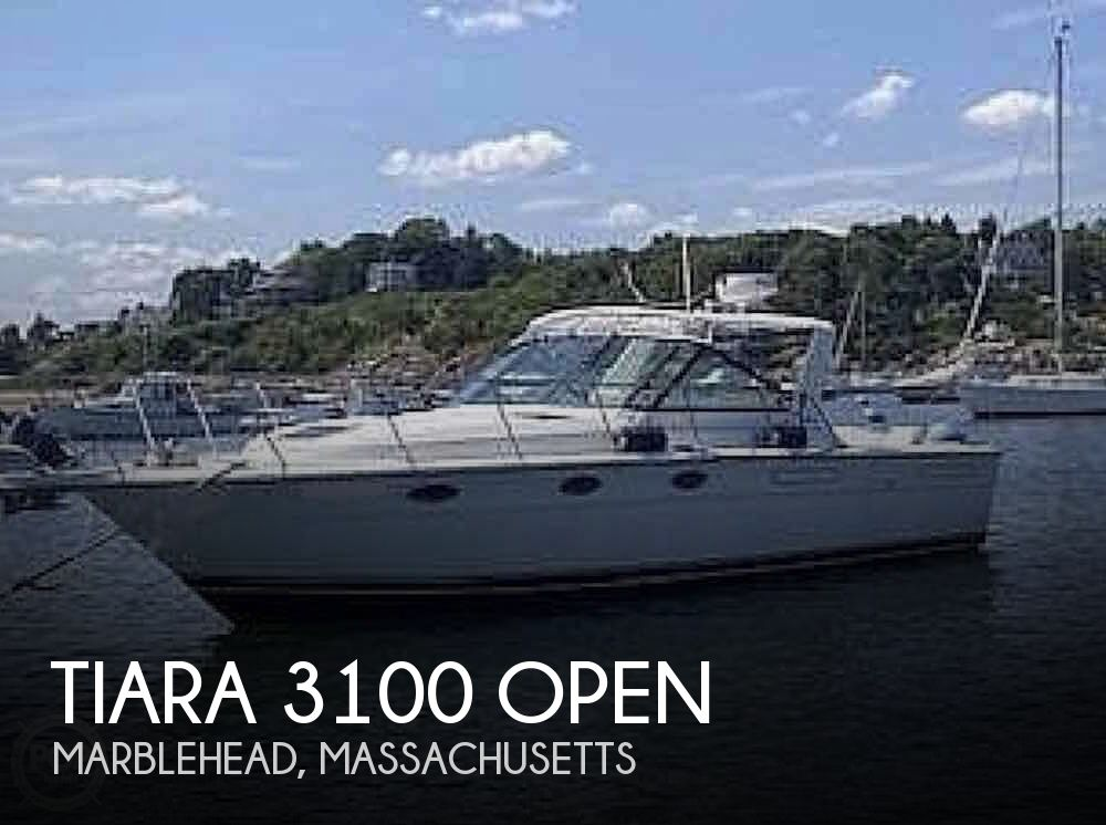 1990 Tiara Yachts boat for sale, model of the boat is 3100 Open & Image # 1 of 25
