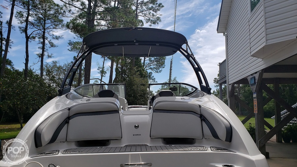 2018 Yamaha boat for sale, model of the boat is AR240 & Image # 8 of 40