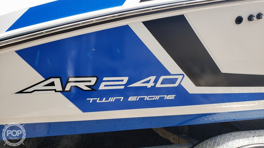 2018 Yamaha boat for sale, model of the boat is AR240 & Image # 9 of 40