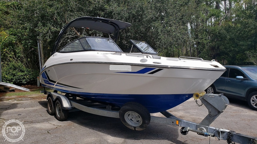 2018 Yamaha boat for sale, model of the boat is AR240 & Image # 10 of 40