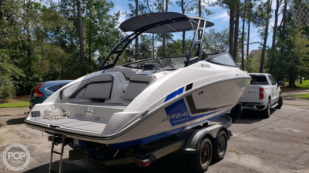 2018 Yamaha boat for sale, model of the boat is AR240 & Image # 12 of 40