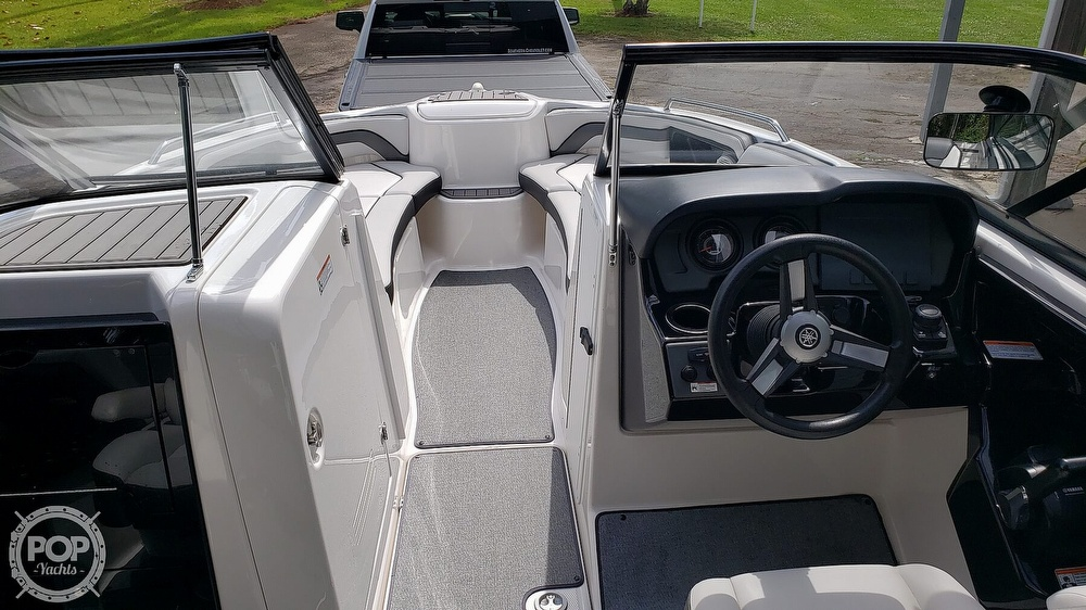 2018 Yamaha boat for sale, model of the boat is AR240 & Image # 5 of 40