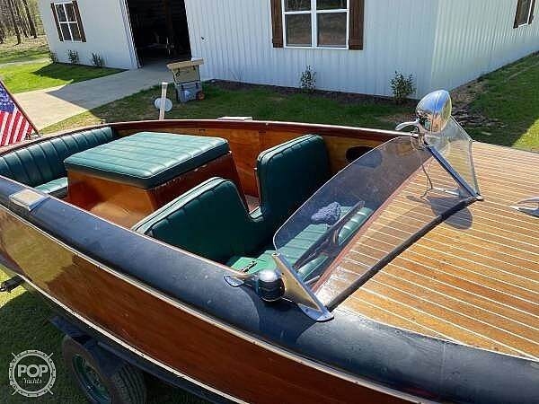 1949 Shepherd boat for sale, model of the boat is Utility 17 & Image # 6 of 9
