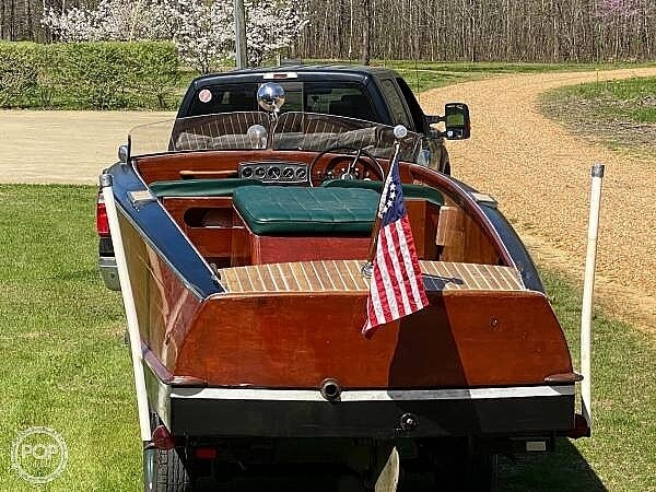1949 Shepherd boat for sale, model of the boat is Utility 17 & Image # 4 of 9