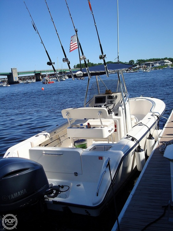 2011 Pursuit boat for sale, model of the boat is C230 & Image # 2 of 40