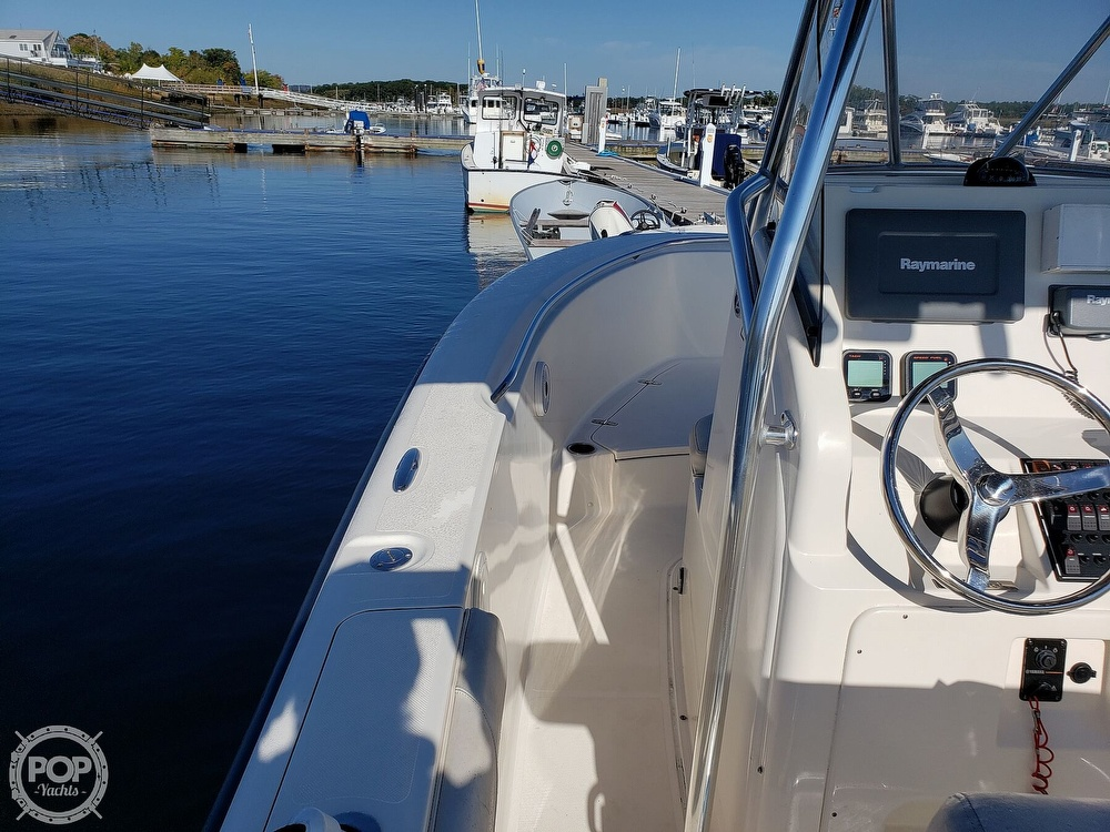 2011 Pursuit boat for sale, model of the boat is C230 & Image # 17 of 40
