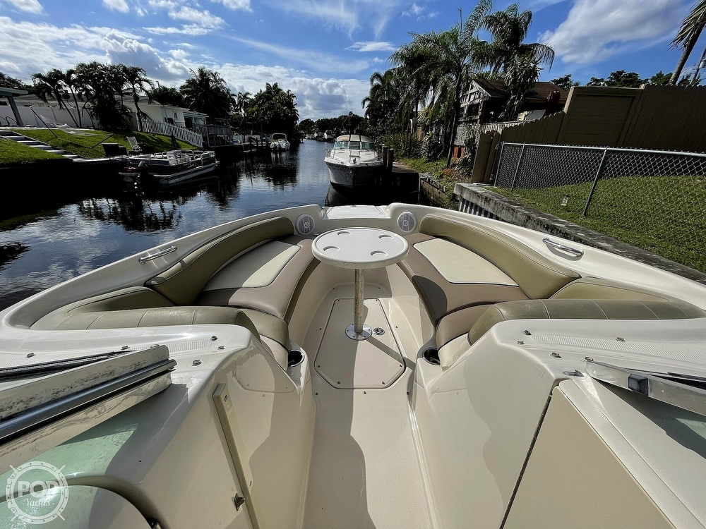 2005 Sea Ray boat for sale, model of the boat is 240 Sundeck & Image # 19 of 40