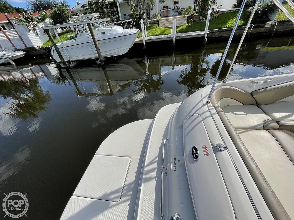 2005 Sea Ray boat for sale, model of the boat is 240 Sundeck & Image # 23 of 40