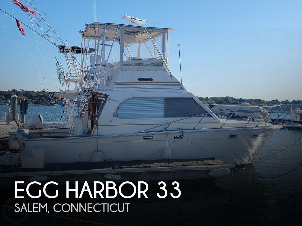 1985 Egg Harbor 33