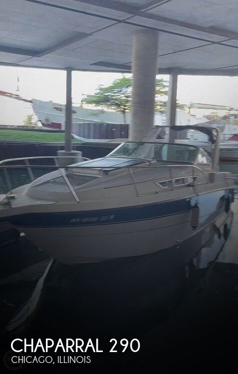 1995 Chaparral boat for sale, model of the boat is 290 Signature & Image # 1 of 2