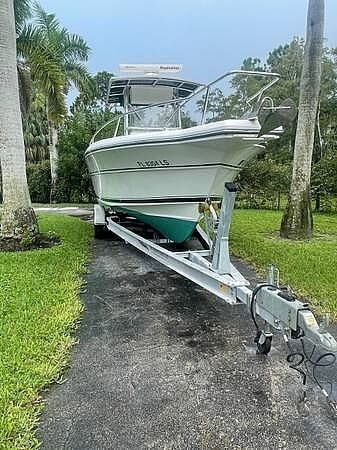 2002 Stamas boat for sale, model of the boat is Tarpon 270 & Image # 2 of 20