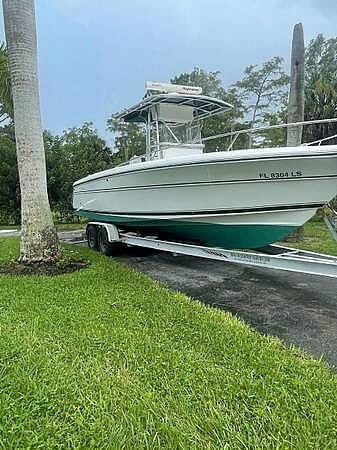 2002 Stamas boat for sale, model of the boat is Tarpon 270 & Image # 3 of 20