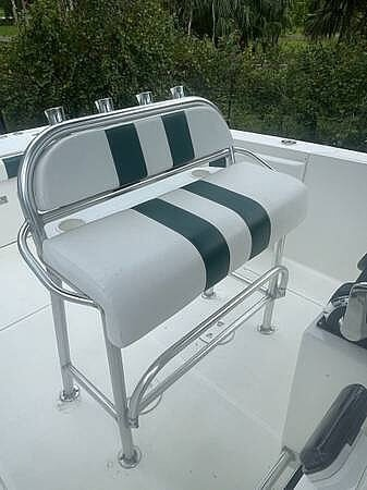 2002 Stamas boat for sale, model of the boat is Tarpon 270 & Image # 10 of 20